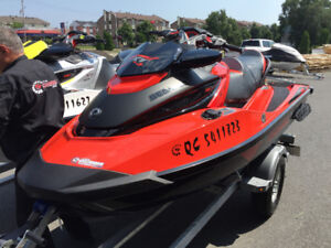 2 SEA DOO 2016  RXT 300