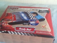 Cars Ready bed 3years +