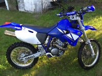 Excellent Dirt Bike Low Km's Barely Used