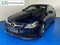 2015 Mercedes-Benz E-CLASS 2.1 E250 CDI AMG LINE 2d 201 BHP Coupe Diesel Automat