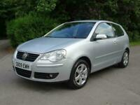 2009 Volkswagen Polo 1.2 Match 60 3dr YES GENUINE 40,000 MILES!! JUST SERVICED +