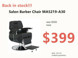 Greenlife Reclinable Hydraulic Barber chair for ONLY $399!!!