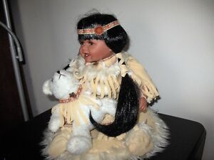collectible porcelain doll London Ontario image 3