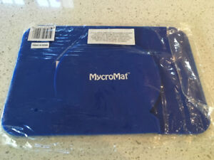 Mycromat - Brand new microwave to table silicone thingy