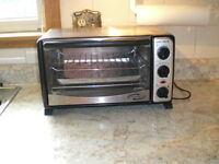 EURO-PRO CONVECTION OVEN