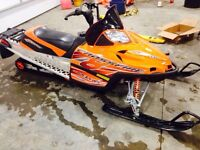 2008 crossfire 800 sno pro only 226 miles as new