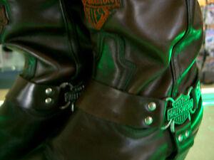 Harley boots ladies 9  recycledgear.ca Kawartha Lakes Peterborough Area image 6