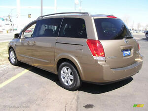 MANY PARTS NISSAN QUEST 04