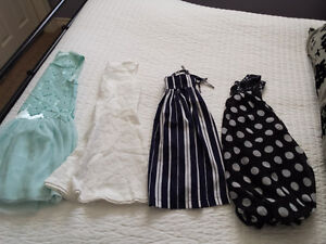 dresses size 4, 5and 6