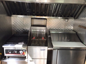 Food truck/trailer for sale or lease