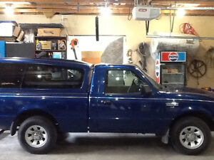 SENIOR OWNED !! 2011 FORD RANGER LOW KMS!! EXC COND!! CHEAP!