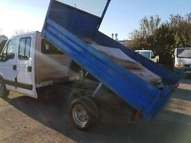 Iveco Daily 35 LWB TIPPER DOUBLE CAB
