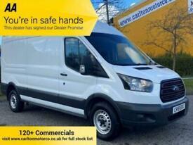2018 Ford Transit 2.0 350 TDCi 130 L3 H3 LWB [ AIR CON ] HIGH ROOF P/V RWD PANEL