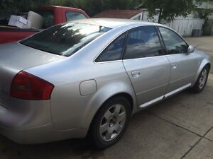 2000 Audi A6 4.2 Quattro needs work, or parts