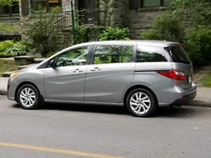 Mazda 5, 2015, excellent condition