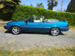 1994  Pontiac Convertible Sunbird LE