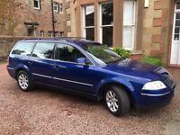 2004 VW PASSAT 1.9 TDI SE ESTATE DIESEL ESTATE MOT 1 YEAR PX