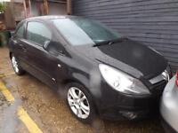 Vauxhall/Opel Corsa 1.3CDTi 16v ( 90ps ) ( a/c ) 2007MY SXi SPARES OR REPAIRS