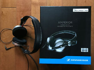 Sennheiser Amperior (Silver), for iPhone, iPad, iPod