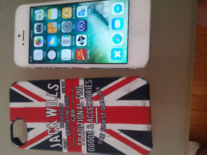 16G white Unlock Apple iPhone5