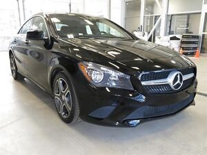 2014 Mercedes-Benz CLA250 4MATIC Coupe