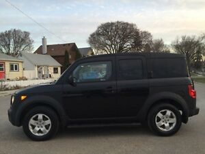 Nice Honda Element ...AWD...auto...only 138k...(306) 717-4692