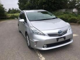 Toyota Prius Plus/Prius Alpha/Prius+ Hybrid 1.8 2012(62) 7 SEATS (BIMTA)