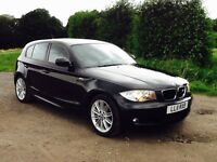 BMW 118d M Sport 2011 (one owner)