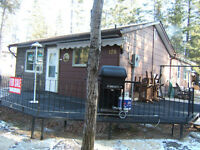 Cabin for sale  Brightsand Lake Regional Park YOU WON'T BELIEVE