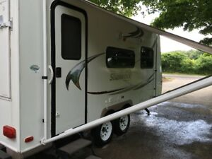 2011 Forest River Shamrock super clean no smoking no pets