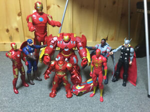 Marvel Avengers Interactive Action Figures
