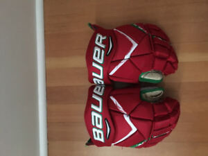 Bauer 1x gloves special edition from Belarus