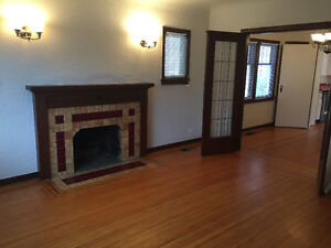 Bright, Spacious, Main Floor Home for Rent -West 10th & Alma