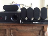 Samsung surround sound system
