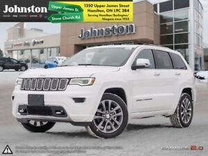 2018 Jeep Grand Cherokee Overland 4x4  - Leather Seats - $172.36