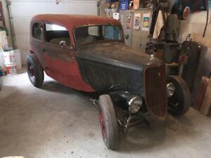 '33 Ford Victoria