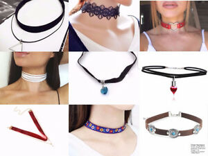 Choose your style - choker