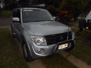 2014 GLX NW PAJERO WAGON (3.2 litre) - Auto Rosslea Townsville City Preview