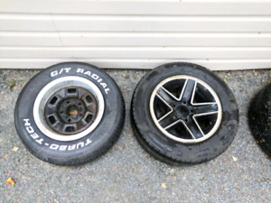 I-ROC And Rally Wheels