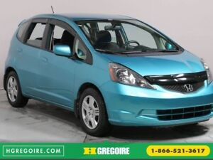 2014 Honda Fit LX AUTO A/C BLUETOOTH GR ELECTRIQUE