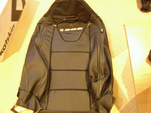 Mustang Shelby 1000 Katzkin leather Recaro interior upholstery