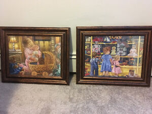 """Baby decor frames 16"""" by 20"""""""