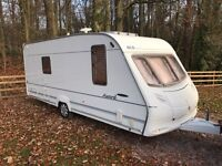 2004 ACE Award Tristar with motor mover