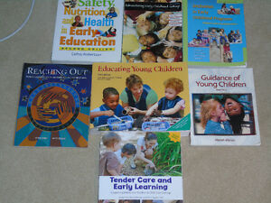 Early Childhood Education (ECE) Textbooks