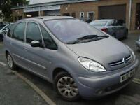 2003 03 CITROEN XSARA PICASSO 2.0 PICASSO EXCLUSIVE HDI 5D 90 BHP DIESEL
