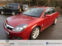 VAUXHALL VECTRA VVT SRI, Red, Manual, Petrol, 2007 NICE GREAT CAR FULL MOT