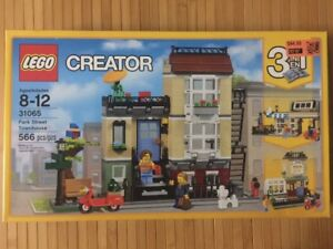 NEW! LEGO Creator Park Street Townhouse 31065 (Retired set)