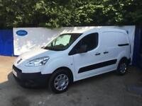 2010 Peugeot Partner 1.6HDi ( 90 ) L1 850 Professional 3 Seater Van