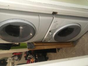 Stackable whirlpool washer dryer