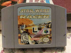 Star Wars Episode 1 Racer - Nintendo 64 N64